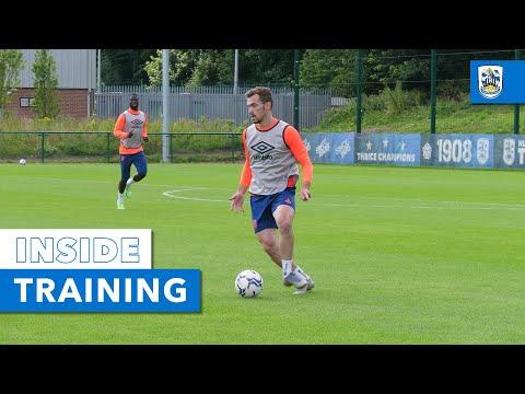 🥵 11 vs 11 DRILLS INSIDE TRAINING Week four of pre season training