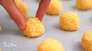 Рецепт за 5 минут из 3 ингредиентов – ВКУСНЕЙШЕЕ ПЕЧЕНЬЕ без муки и масла!