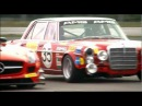 All new Mercedes SLS AMG GT3 and Mercedes 300 SEL 6.8 AMG Driving