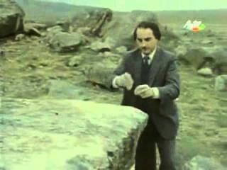 Azerbaycan Gaval Dashy (tambourine stone) - Qaval Daşı