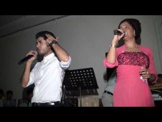 Myrat Owezow - Turk aydymy (2013) HD toy Altyn Ay-VideoStudio (Tarkan music)