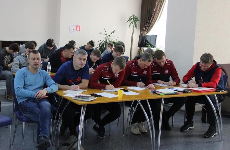 Сергей Ленивкин: «Наш центр подготовки юных футболистов сделал большой шаг вперёд», изображение №5