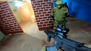 It was the last CQB game on this playground