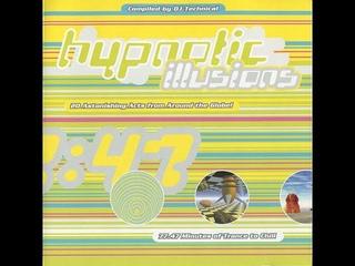 VA - Hypnotic Illusions [full compilation] [HQ]