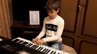 Soft Mozart Academy 'Butterfly Ball': Autistic child plays Tchaikovsky