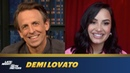 P!nk Inspired Demi Lovato to Write Commander in Chief
