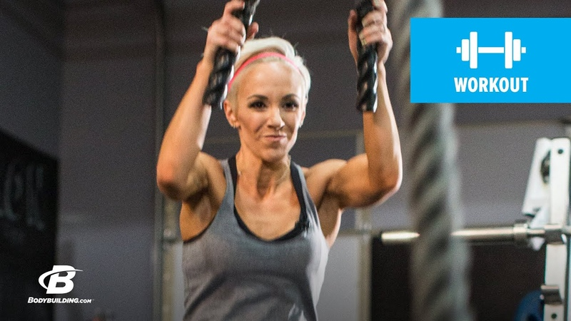 Jessie Hilgenberg's Power Plyo Workout NLA For Her