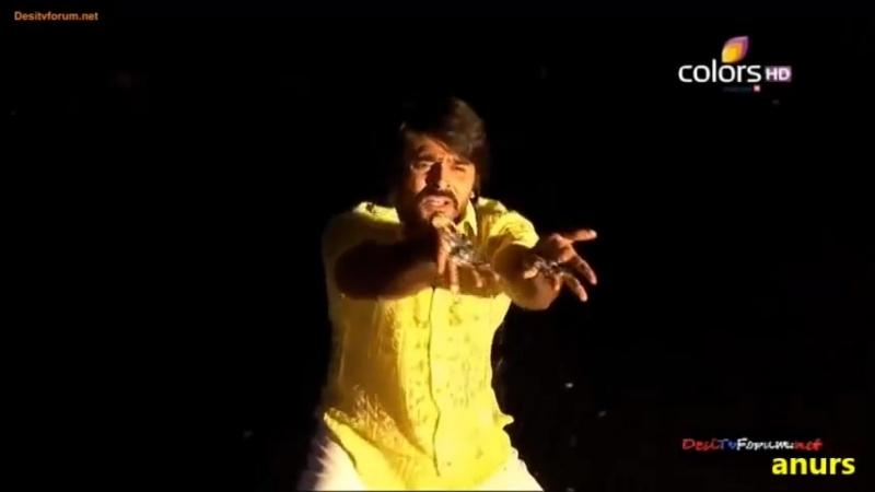 Ashish Sharma performance in Jhalak on Tadap Tadap