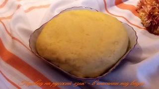 Дивовижне пісочне тісто.
