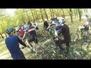 Кросс-кантри Старт велогони Осенние Терриконы 2020 Донецк велоспорт велосипеды экстрим
