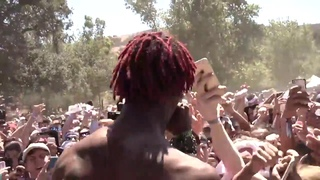 when famous dex realizes all of his fans are white