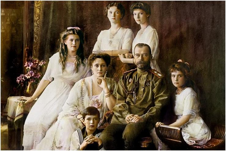 Рождество и Новый год в царской семье. Часть третья., изображение №1