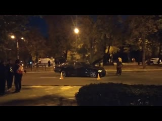 Возле Рамады произошло две аварии