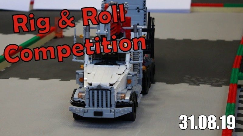 Lego Rig Roll Competition