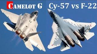 «Хищник» не устоит — Честное сравнение Су-57 с F-22 Raptor сделали американские СМИ