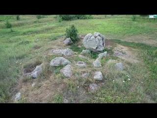 Конь-камень с.Козье, Ефремовский район, Тульская область