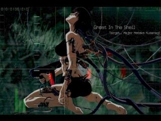 Perturbator - Death Squad (AMV Ghost in the Shell)