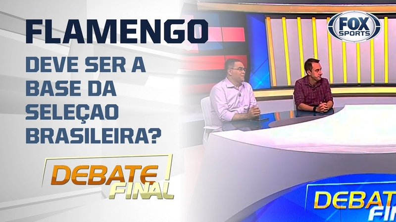 A SELEÇÃO PRECISA TER UMA BASE Quem deve ser convocado para a Seleção Brasileira
