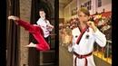 Самая молодая Чемпионка Мира по Тхэквондо, БОЕВАЯ КРАСОТКА - ANNA BORYSENKO - Тхэквондо МОТИВАЦИЯ