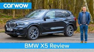 2020 BMW X5 SUV - Обзор