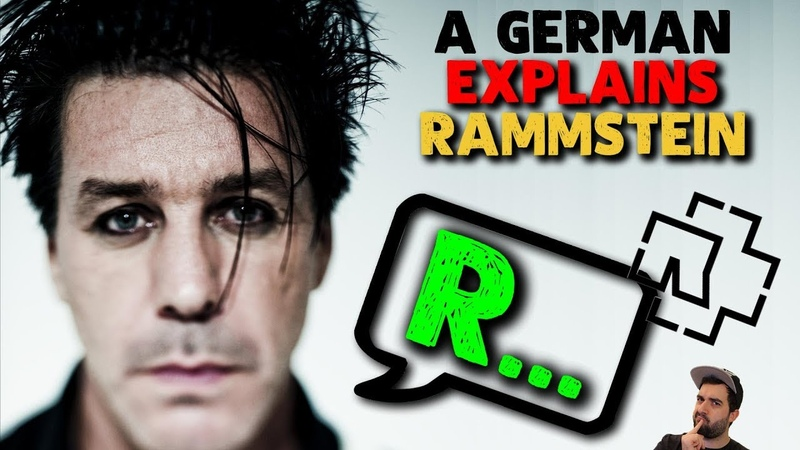 Why Does Rammstein's TILL LINDEMANN Roll The 'R' 🔥 Explained By A Native German Language Teacher