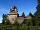 Церковь Петра и Павла в селе Вирма / Peter Paul Church Wyrm Karelia