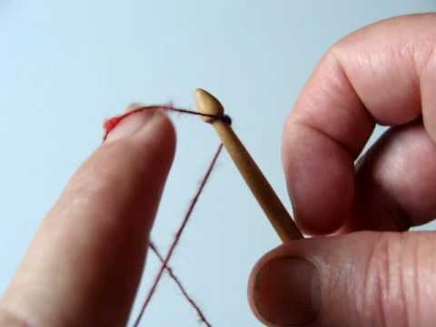 How to make and remove a Half Hitch on a Jenkins Turkish Spindle
