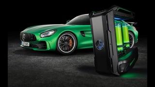 AMG PROJECT mercedes tribute PC - custom luxury setup