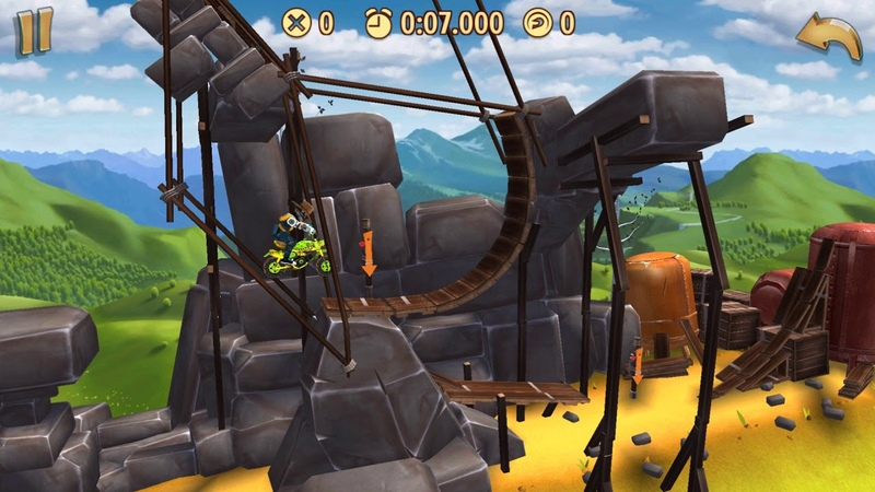 Trials Frontier WRs The Stacks Donkey 15 961 by RF Exselsis Android