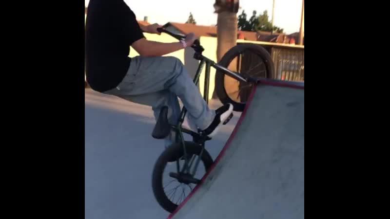 Eddie Cuellar BMX
