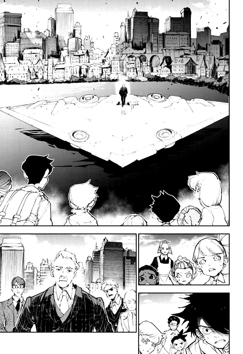 The Promised Neverland, Chapter 179, image #8