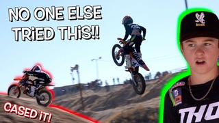 I WAS THE ONLY ONE HITTING THIS TRIPLE!! Dangerboy Deegan Wins All Motos!