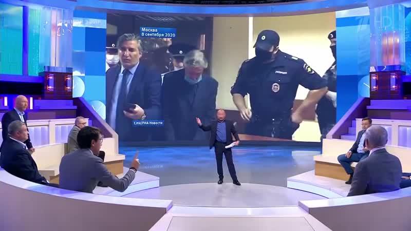 Первый канал Время покажет 21 09 2020 Дело Ефремова новый адвокат и апелляция