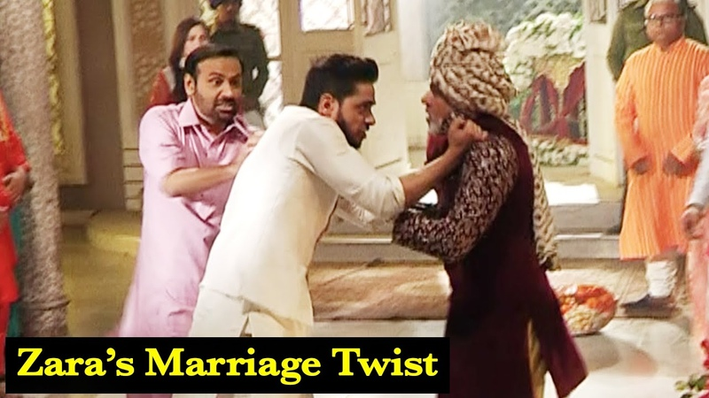 Jalali came to Marry Zara    Ishq Subhan Allah    Upcoming Twist