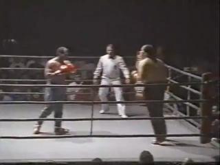 Sergio Batarelli Brazil - Richard Dick Kimber USA ISKA Intercontinental Title 1990  year