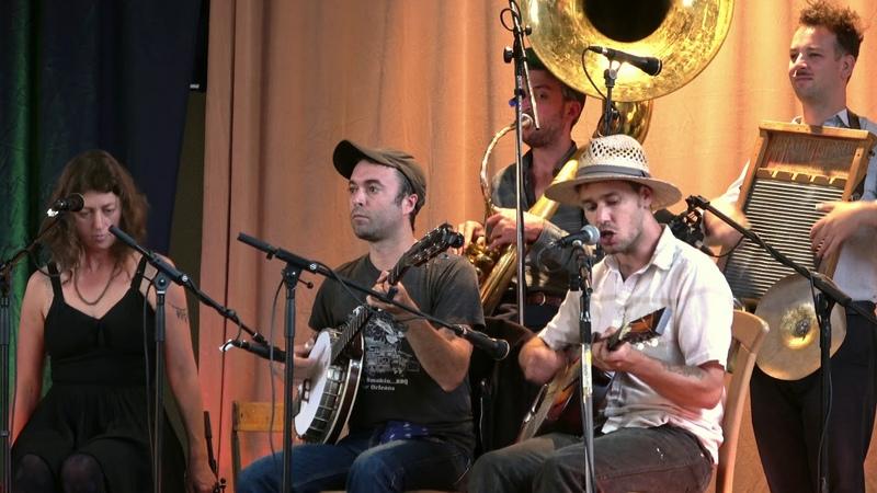 Tuba Skinny - Jailbird 5/13/18 @Jazzbattaklang in Dendermonde, Belgium