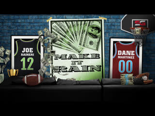 Sixers Blow Out Raptors, Bruins Tie Up Series, Playoff Fouls, NBA Preview | Make It Rain EP. 63