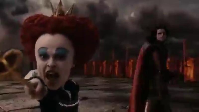 Красная королева Голову с плеч