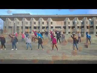 Танцевальный флешмоб в честь «Дня качества» для ПАО «Северсталь»