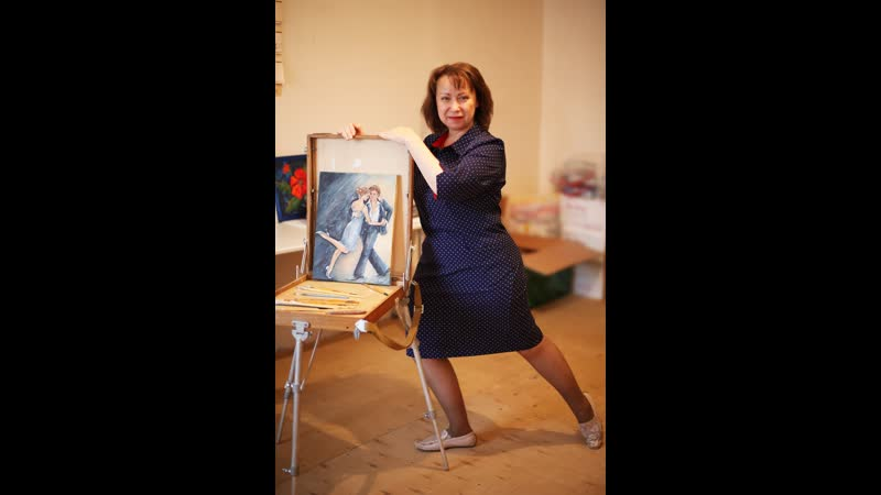 Светлана Иванова 53 года Кострома Жизнь в ритме танго