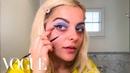 Bebe Rexha's Dark Circles Solution Guide to Blue Eyeshadow Beauty Secrets Vogue