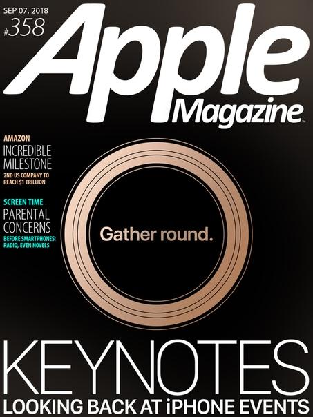 2018-09-07 AppleMagazine