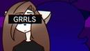 GRRLS MEME gift for Ayrin Gumunksveet and lil Beast