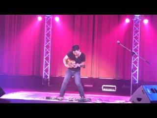 """Jake Shimabukuro Live in Thailand 2013 [HD720P] """"Dragon (Electric ukulele version)"""""""