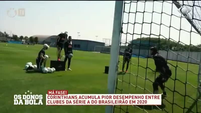 Craque Neto comenta treino inovador do Corinthians