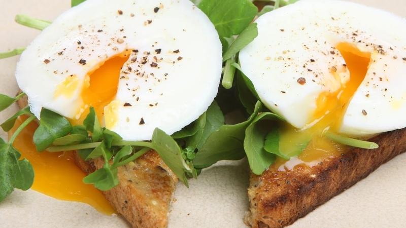 Три способа приготовления идеального выпускного яйца от Джейми Оливер