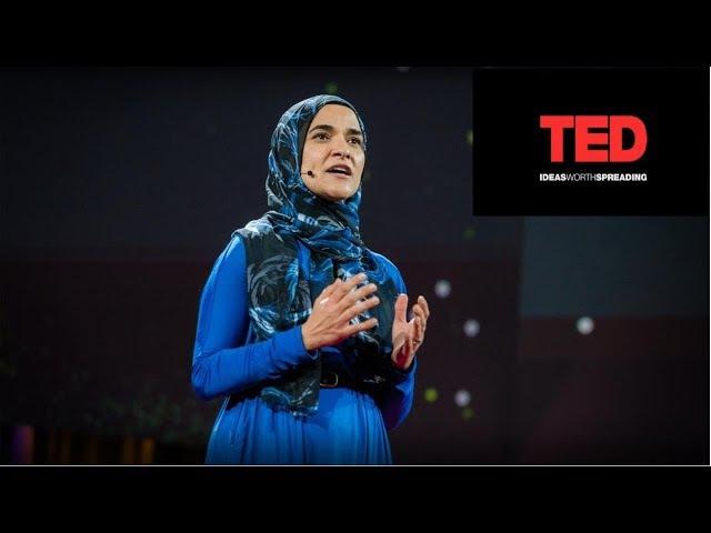 Замечательное выступление мусульманки на TED Dalia Mogahed