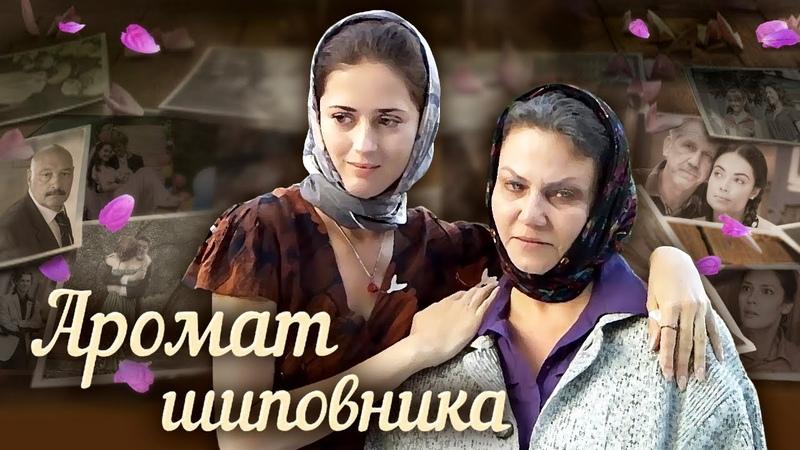 Семейная сага сериал 🌸 Аромат шиповника 17 24 серии @Русские сериалы