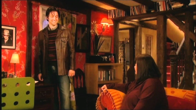 Richard Armitage The vicar of Dibley you are my sunshine