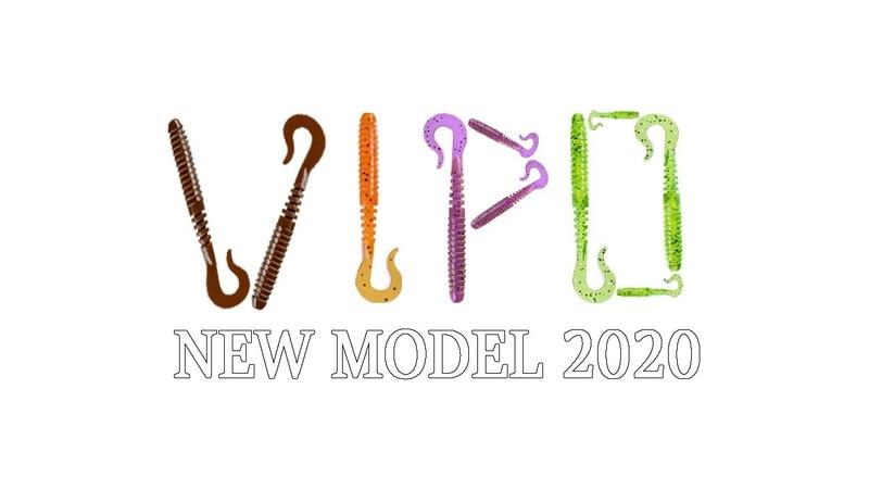 FishUp VIPO! НОВИНКА 2020!